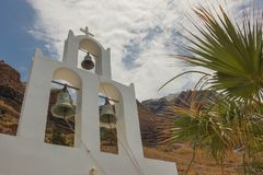Krzyże Greccy kościół obrazy stock