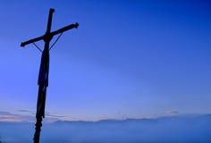 krzyż cusco Peru Fotografia Royalty Free