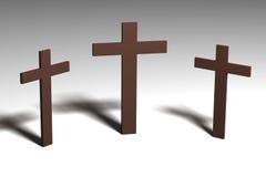 krzyże Zdjęcie Royalty Free