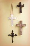 krzyże Zdjęcia Stock