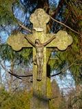 krzyż Jezusa Fotografia Stock