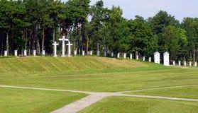 krzyżuje wzgórze trzy Fotografia Stock