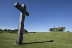 Krzyż w Szwecja Obraz Royalty Free
