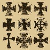 krzyże Obrazy Stock