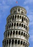 ' krzywą wieżę Zdjęcia Stock
