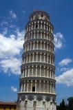 ' krzywą wieżę Zdjęcie Stock