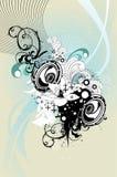 krzyw ilustraci wektor Obrazy Royalty Free