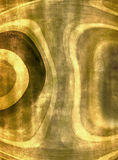 krzywe abstrakcyjnych tło Obrazy Royalty Free