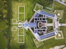 Free Krzyztopor Castle At Sunset Royalty Free Stock Photography - 198406717