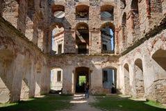 Krzyztopor castle, Poland Royalty Free Stock Image
