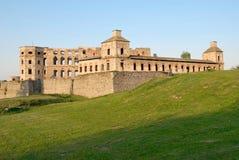 Krzyztopor castle, Poland Stock Image