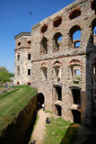 Krzyztopor castle, Poland Stock Photography