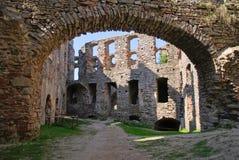 Krzyztopor castle, Poland Stock Images