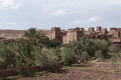 Ksar ait-Ben-Haddou Στοκ εικόνα με δικαίωμα ελεύθερης χρήσης