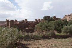 Ksar ait-Ben-Haddou Στοκ φωτογραφίες με δικαίωμα ελεύθερης χρήσης
