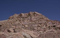 Ksar Ait Ben Haddou hills Royalty Free Stock Images