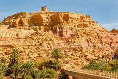 Ksar Ait Ben Haddou, Maroko Obraz Royalty Free