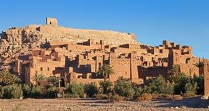 Ksar de AIT-Ben-Haddou, Marruecos Foto de archivo