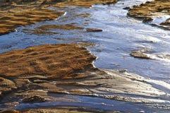 Ksar Ghilan - l'eau de source chaude (Tunisie) Images stock