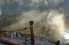 Ksar Ghilan - The warm spring water (Tunisia) Royalty Free Stock Image