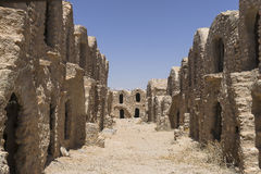 Ksar Hadada Royalty Free Stock Photos
