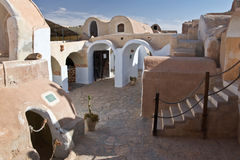 Ksar Hadada, South Tunisia Stock Photography
