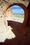 Ksar in Middle Atlas Mountains Stock Photos