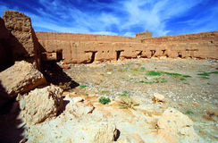 Ksar in Middle Atlas Mountains Royalty Free Stock Image