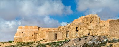 Ksar Ouled Soltane nahe Tataouine, Tunesien Stockfotos