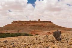 Ksar Tafnidilt nahe Wadi Draa, TAN Tan, Marokko Stockbild
