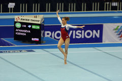 Ksenia Afanasyeva Fotografia de Stock