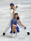 Ksenia MONKO / Kirill KHALIAVIN (RUS) Stock Images