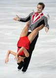 Ksenia STOLBOVA / Fedor KLIMOV (RUS) Stock Photo
