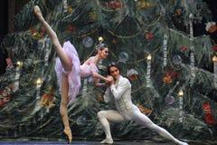 Książe Clara obrazka 3-The baleta dziadek do orzechów Zdjęcie Stock