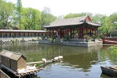 (4) książe gongu dwór Pekin, Chiny - Obraz Stock