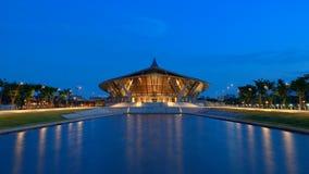 Książe Mahidol Hall Obrazy Royalty Free