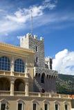 Książe Reinier pałac Monaco Obrazy Stock