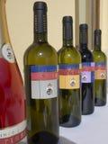 Książe Stirbey wytwórnia win, Rumunia Fotografia Royalty Free