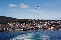 Książe wyspy Istanbuł zdjęcia royalty free