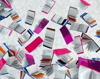 książek spadać ilustracji