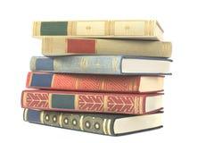 książek sterty rocznik Obrazy Royalty Free