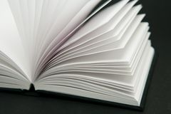 książka ślepej Zdjęcia Stock