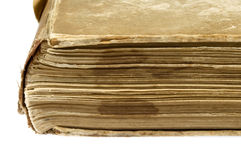 książka 1911 stary obraz stock