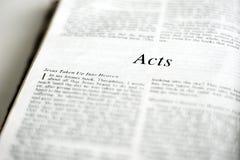 Książka akty obraz royalty free