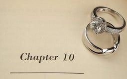 książka dzwoni ślub zdjęcie royalty free