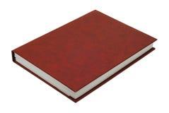 książka nad biel Zdjęcie Stock