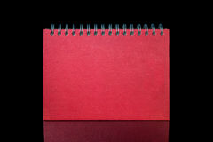książka odizolowywająca notatka Zdjęcie Royalty Free