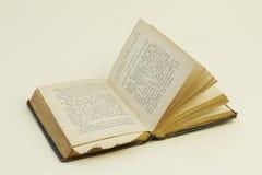 książka otwarta Zdjęcie Stock