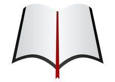 książka otwarta Obrazy Stock