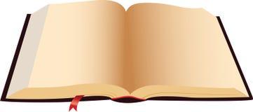 książka otwartego ilustracja wektor